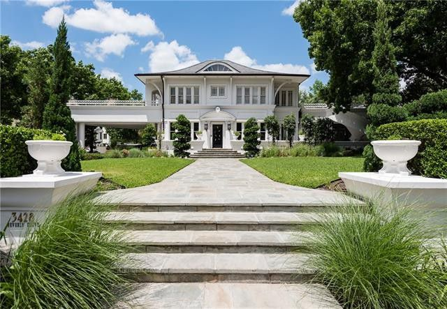 Mediterranean Eclectic Mansion