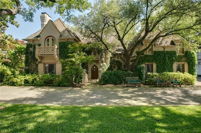 Highland Park English Tudor