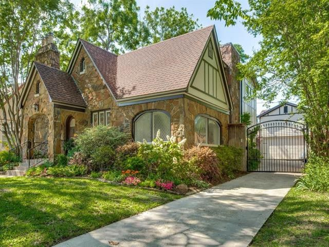 Splurge vs Steal: Two M-Streets Tudor Houses | CandysDirt.com
