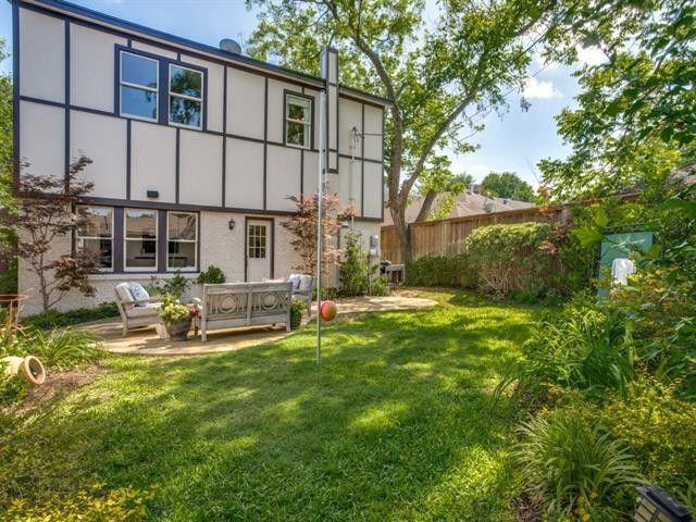 Splurge vs Steal: Two M-Streets Tudor Houses | CandysDirt.com