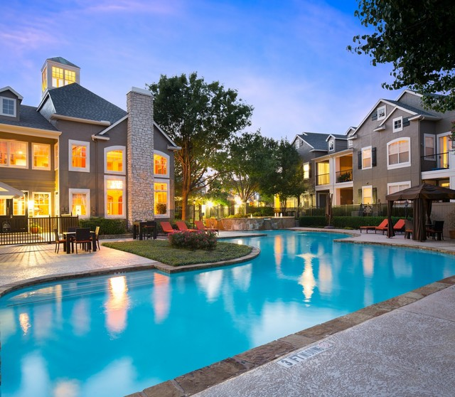 The Best Apartment Pools In Dallas
