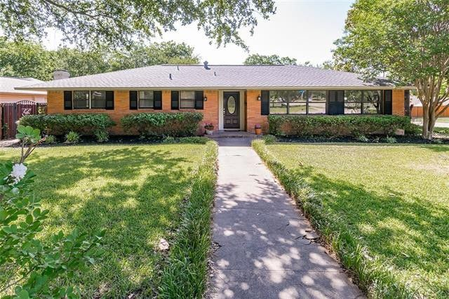 Price Reduction on Corner-lot Cutie in Popular Richardson Heights | CandysDirt.com