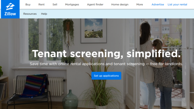 Zillow Announces New Tools That Allows Renters to Apply for Best Zillow Home Design