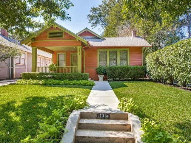 Visit the Weekend Open Houses for these Three Historic Dallas Homes | CandysDirt.com