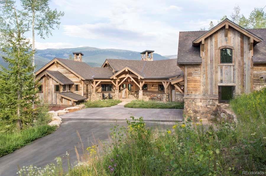 181 Bull Bugle Bend, Fraser, Colorado, Is Currently Listed By Melinda Lee  Of LIV Sothebyu0027s International Realty For $4,500,000.
