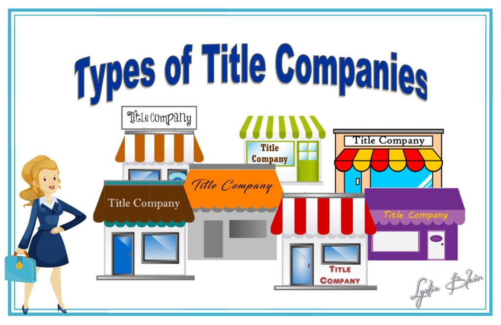 The Different Types of Title Companies in Texas — Title Tip