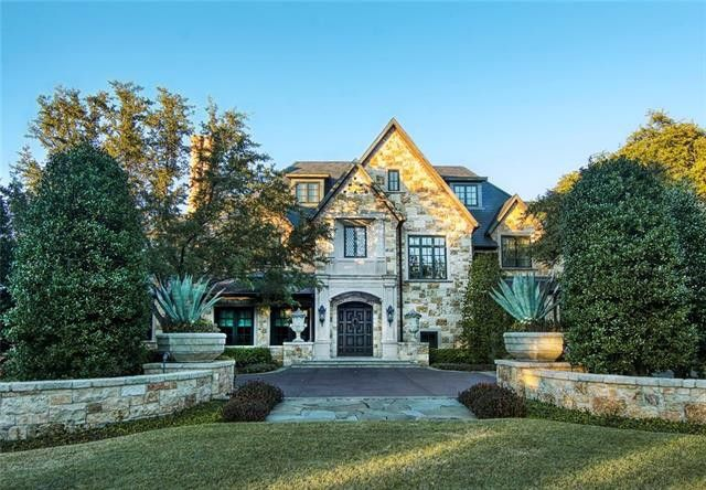 Sunnybrook Estates European Mansion