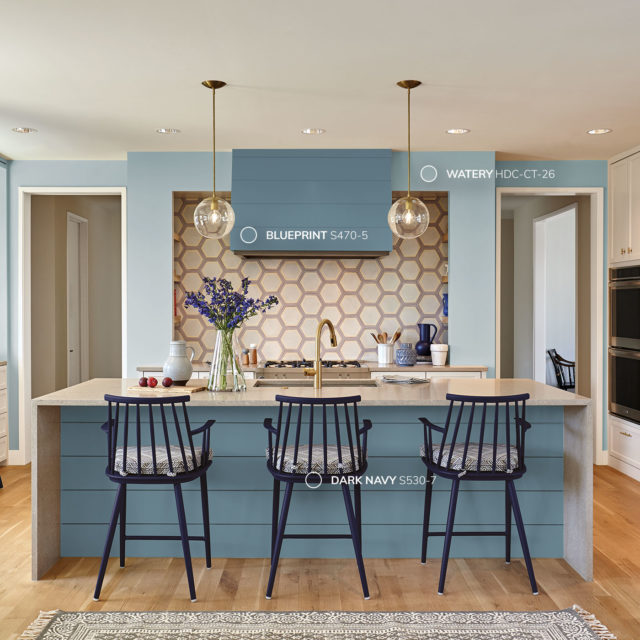 Paint Hues That Will Color Give You The Blues