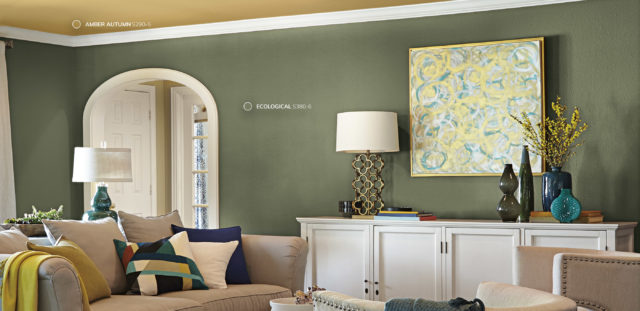 Paint hues that will color 2019 will give you the blues - Behr color of the year ...