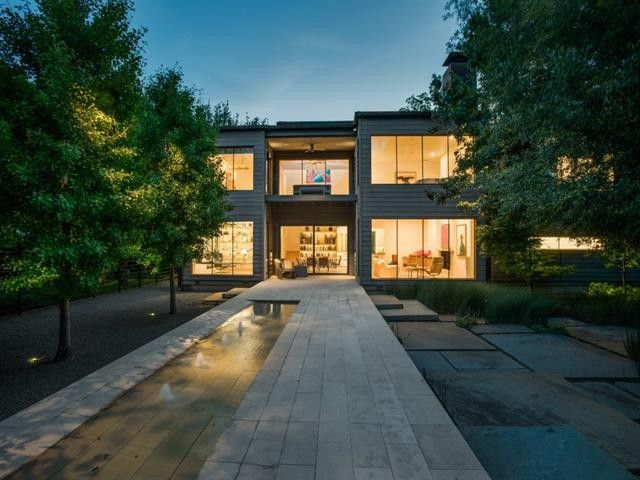 Texas Modern masterpiece
