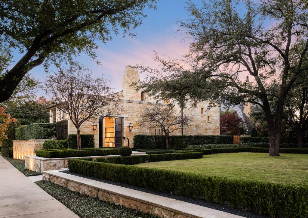 Highland Park Texas modern