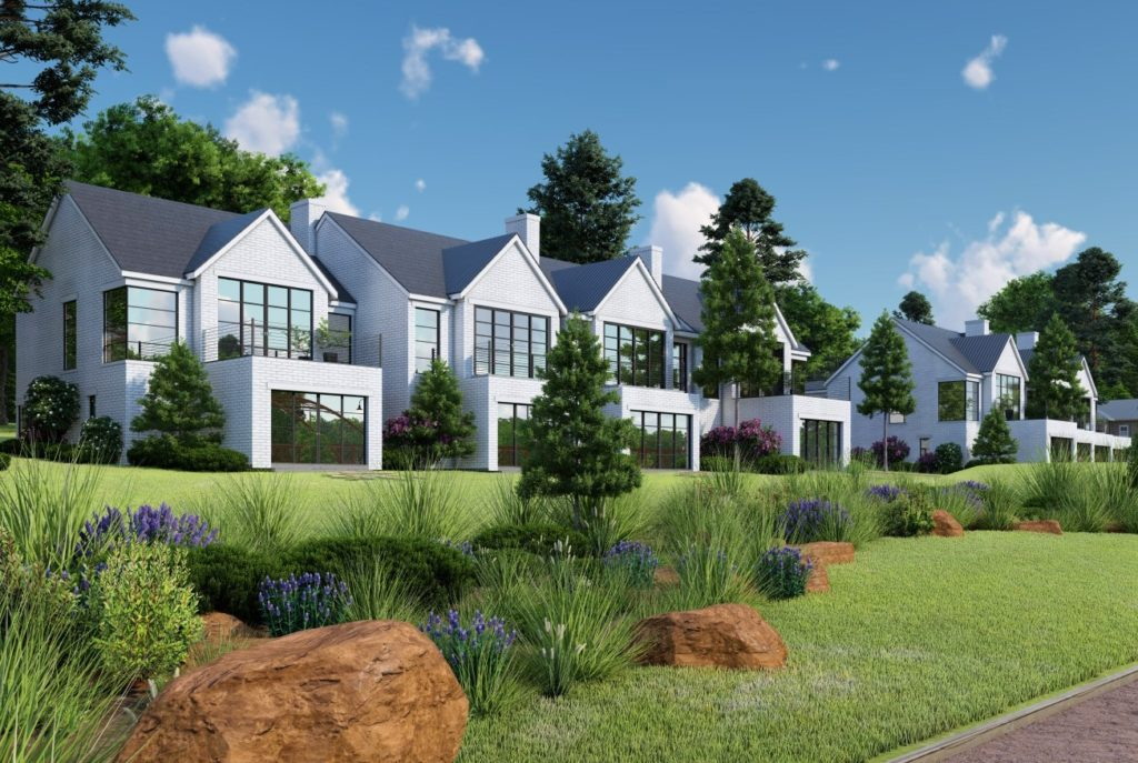 Long Cove townhomes