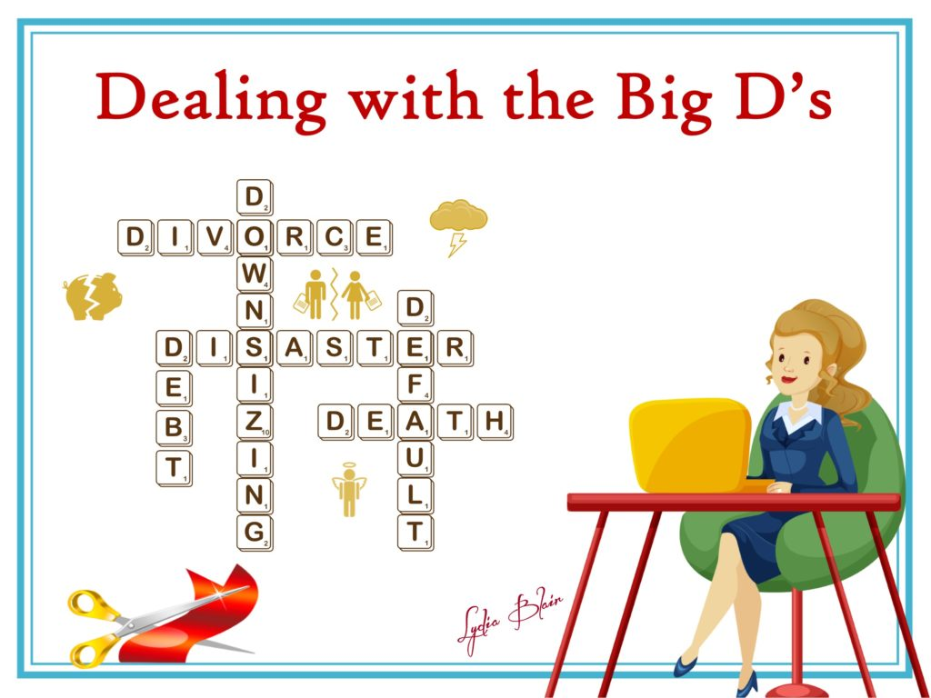 Title Tip What Are The Big Ds Of Real Estate Lydia Blair Answers