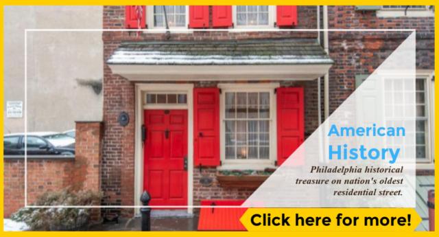 American History: Philadelphia Treasure on Nation's Oldest ...
