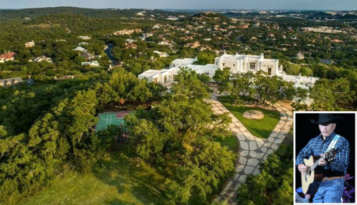 George Strait's 'Home in San Antone' On the Market