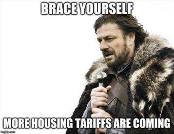 Housing Industry Braces For More Tariffs Amid Affordability Crisis