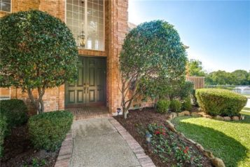 Perfection In Plano With Pool And Lake Views For $575K