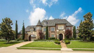 Call This Bob Bobbitt-Built Castle in Frisco's Elite Starwood Home