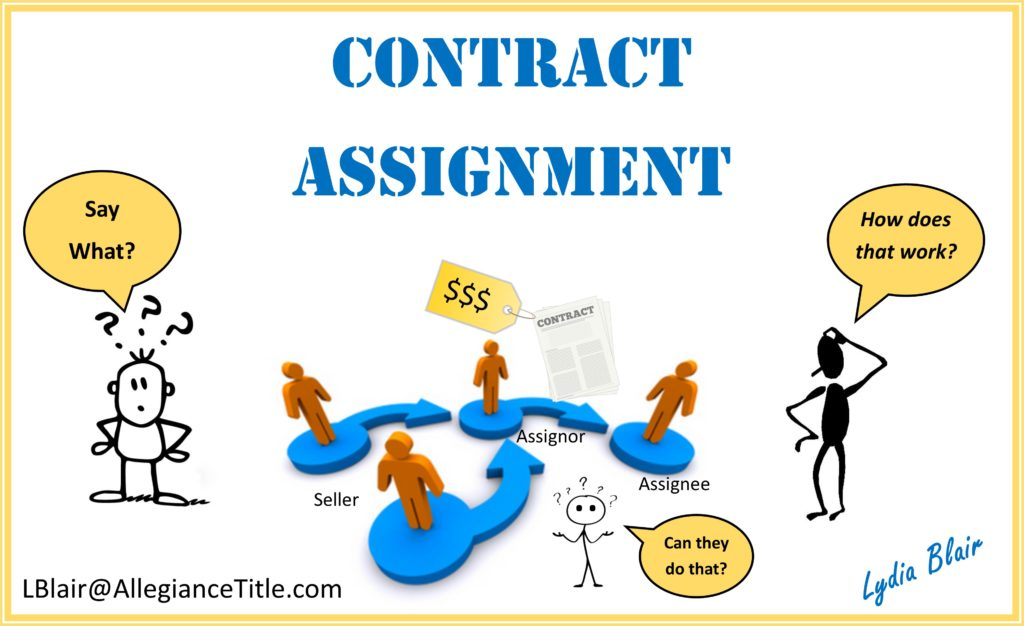 Assigning Contracts