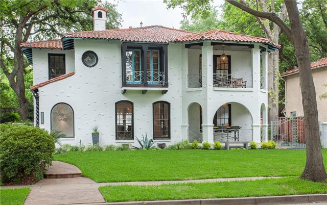Highland Park Spanish Revival