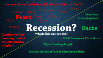 Should I Buy a House If A Recession Is Coming? Probably.