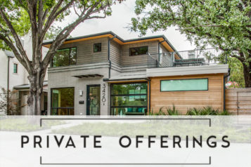 This Gorgeous Modern Home In University Park Is Smart And Stylish