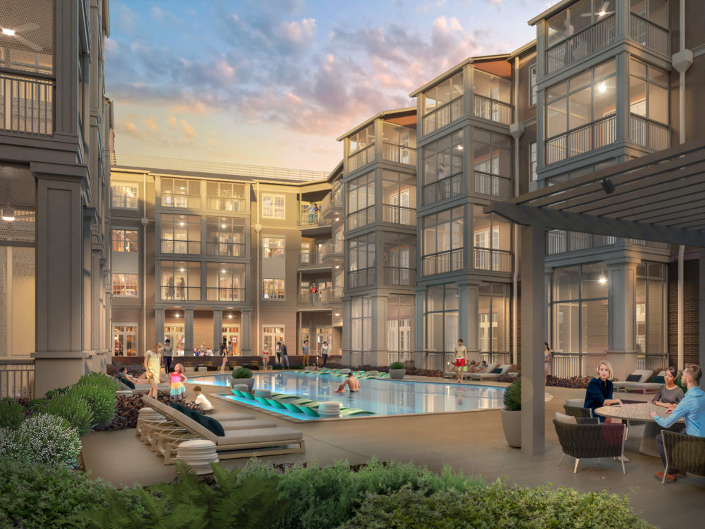 "Housing options in downtown Frisco continue to grow, as StreetLights Residential recently announced a third phase of development at The Canals at Grand Park. The new phase, a four-story, 358-residence building dubbed ""The Margo,"" will join The Kathryn and The Maxwell to provide luxury living in Frisco."