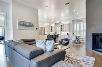 Custom Home in Frisco's Starwood Shines With Remodel