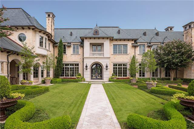 McKinney French chateau