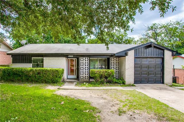 It can be challenging to find updated investment properties in Dallas that don't need a lot of rehab, but this Carioca Drive diamond in the rough is ready to go and priced in the 100s.