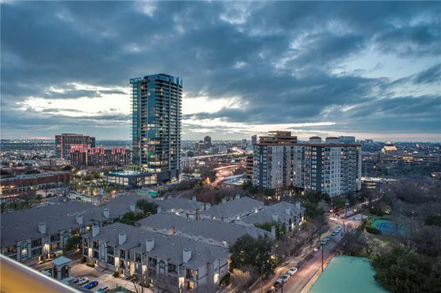 The Residences at the Stoneleigh offers some of the most luxurious condominium homes in Dallas, giving owners a unique opportunity to build a custom home in the sky