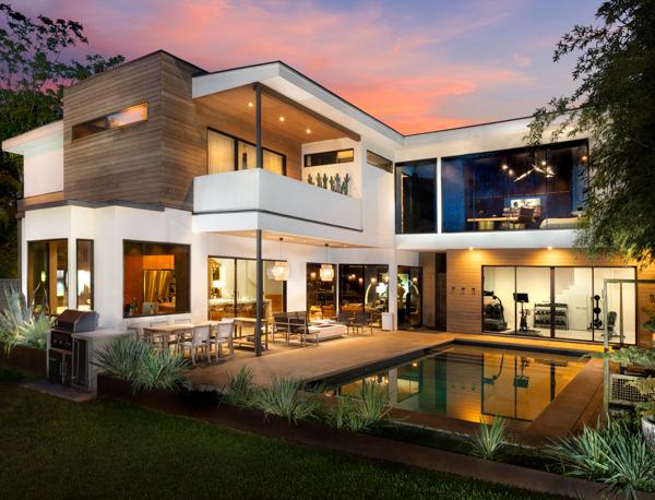 Modern Treehouse