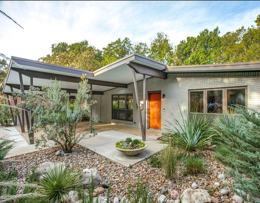 Lake Park Estates Midcentury Modern