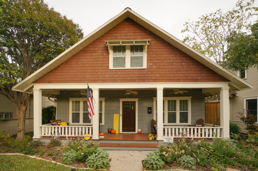 Winnetka Heights Holiday Home Tour