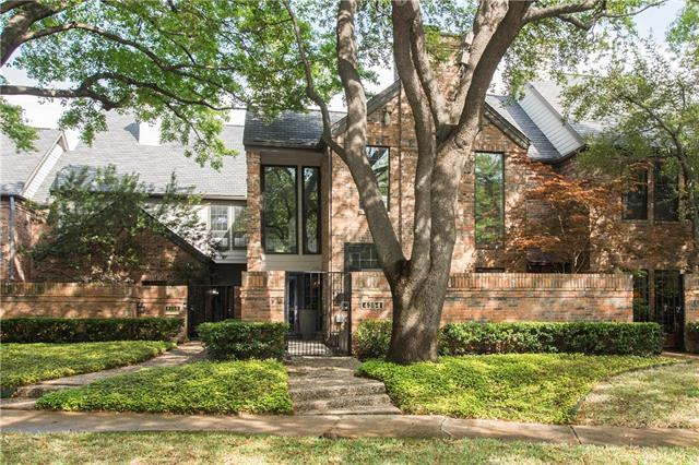 Highland Park townhome