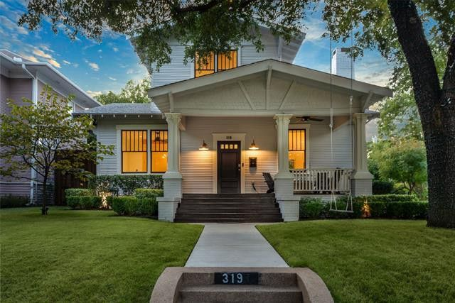 Winnetka Heights Airplane Bungalow