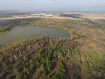 Auction Alert: Red River Bottom Farm in Idabel, Oklahoma, Offers Rare River Beach, Farming, and Fun