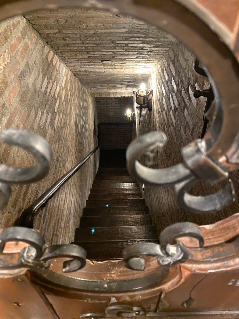 Chateau du Lac Wine Cellar