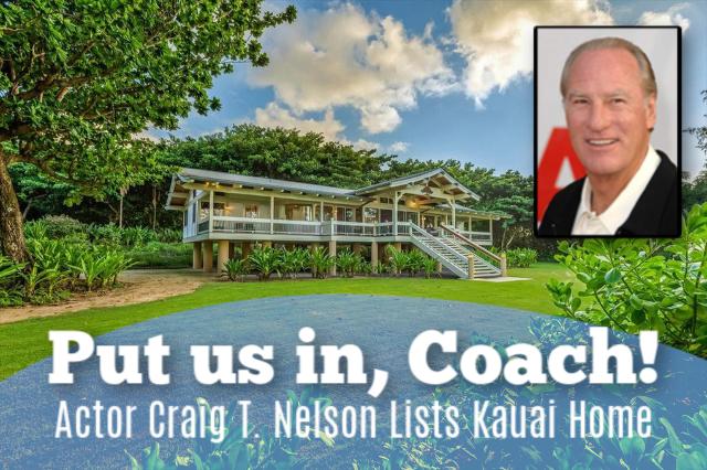 Craig T. Nelson Kauai Home