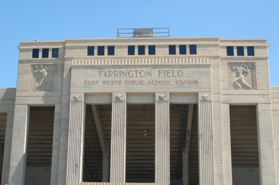 historic Fort Worth school