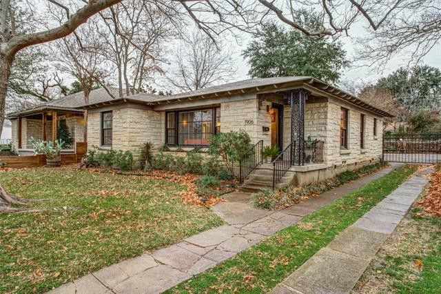This week's Tuesday Two Hundred is pretty special. It doesn't have a ton of bells and whistles, but it does have elegant finishing touches, a cool backyard, and a price tag you can live with – all the things you really want in a place to call home.