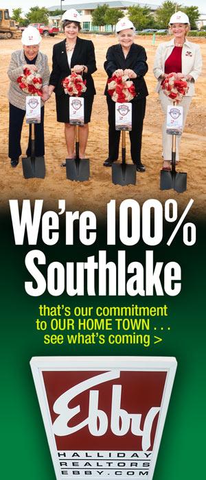 Ebby Southlake Neighborhood Ad