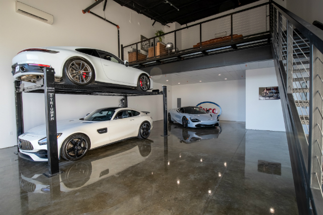 Now this is a man cave
