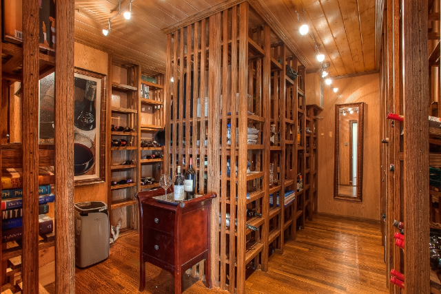 2020 Quarantine Dream Home certainly needs a large wine room!
