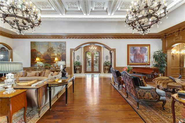 Preston Hollow French country