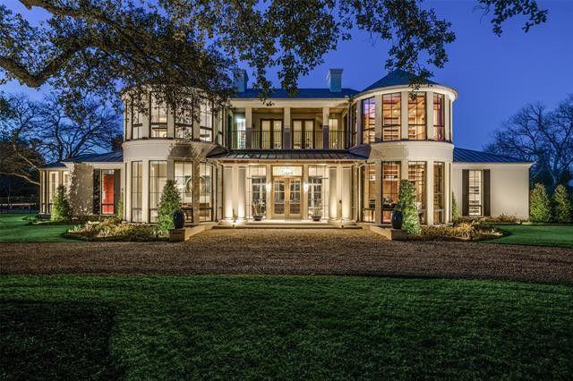 Preston Hollow custom home