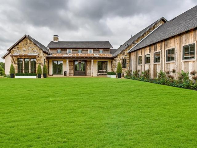 luxury ranch