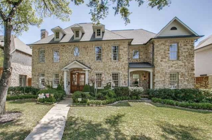 It's never been easier to self-quarantine than in a massive $2 million Highland Park mansion.