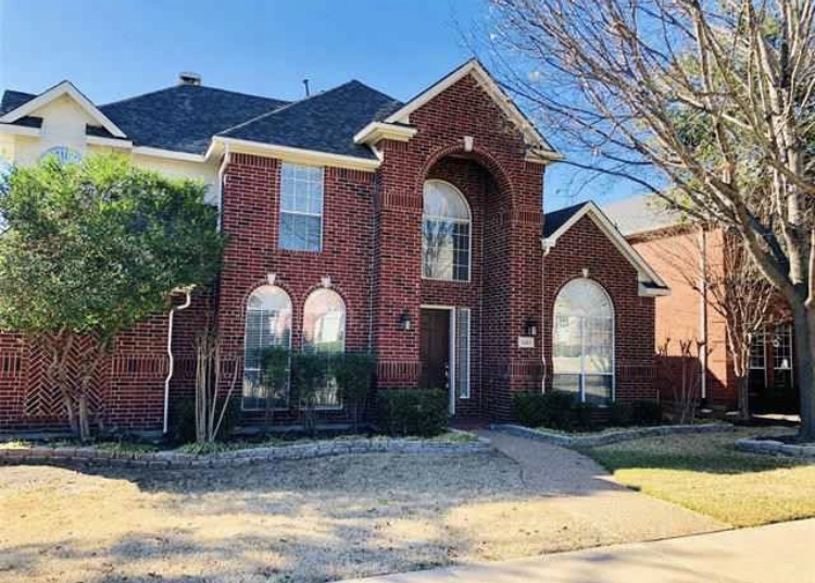 We're taught as children that there's a time to laugh and a time to weep, a time to dance and a time to be still. And this four-bedroom home on Westway Court in Plano is a strong reminder that there's a time to buy and a time to rent.