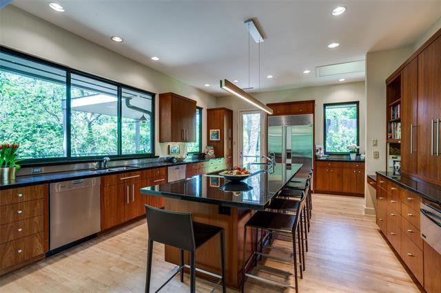 Texas Regional Modern treehouse